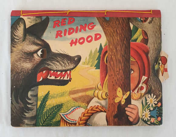 Red Riding Hood - Pop-up Book