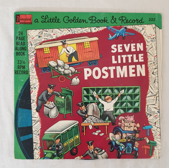 Seven Little Postmen by Margaret Wise Brown and Edith Thacher Hurd