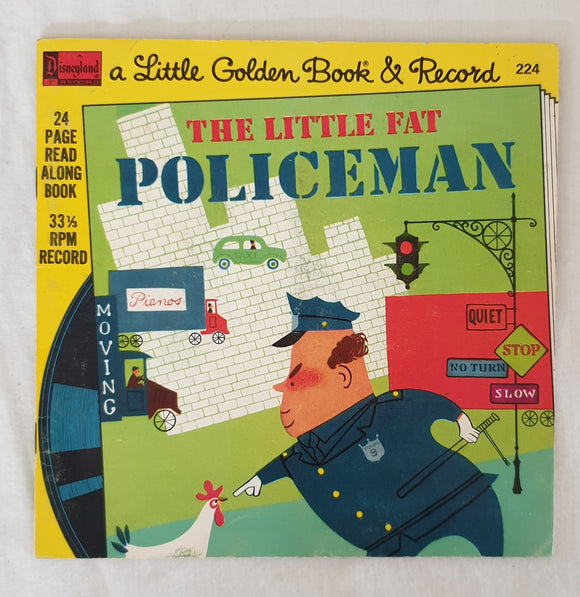 The Little Fat Policeman by Margaret Wise Brown and Edith Thacher Hurd
