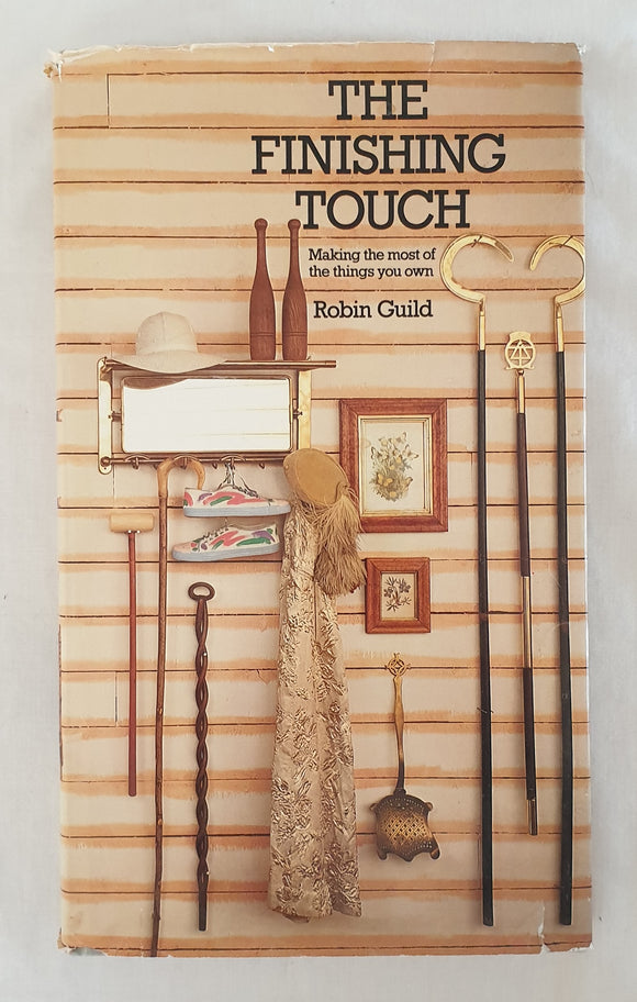The Finishing Touch by Robin Guild