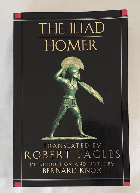 Homer: The Iliad by Robert Fagles