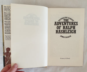 The Adventures of Ralph Rashleigh by James Tucker
