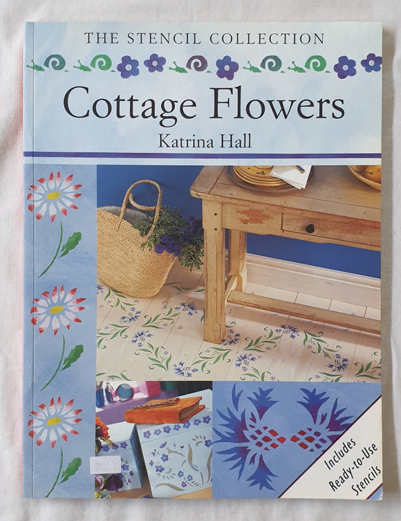 Cottage Flowers by Katrina Hall