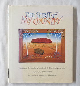 The Spirit of My Country by Dorothea Mackellar