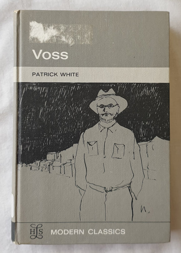 Voss  by Patrick White  (The Heritage of Literature Series Section B No. 79)