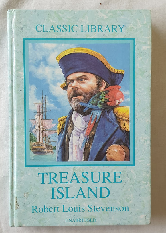 Treasure Island (unabridged)  by Robert Louis Stevenson