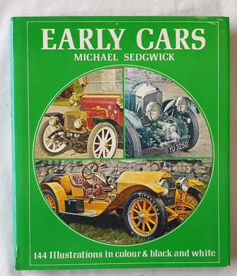 Early Cars by Michael Sedgwick