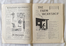 Load image into Gallery viewer, Power Farming Technical Annual 1937