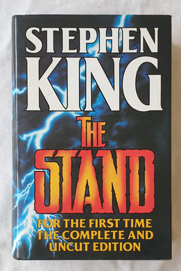 The Stand  The Complete and Uncut Edition  by Stephen King