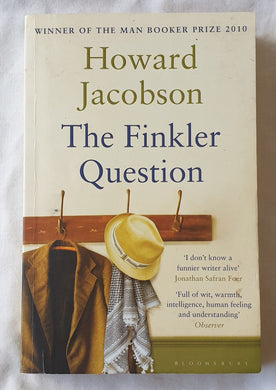 The Finkler Question by Howard Jacobson