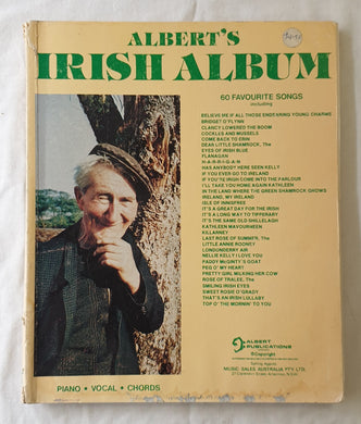 Albert's Irish Album Compiled and edited by Henry Adler