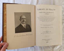 Load image into Gallery viewer, Library of Health edited by B Frank Scholl