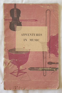 Adventures in Music  Australian Broadcasting Commission