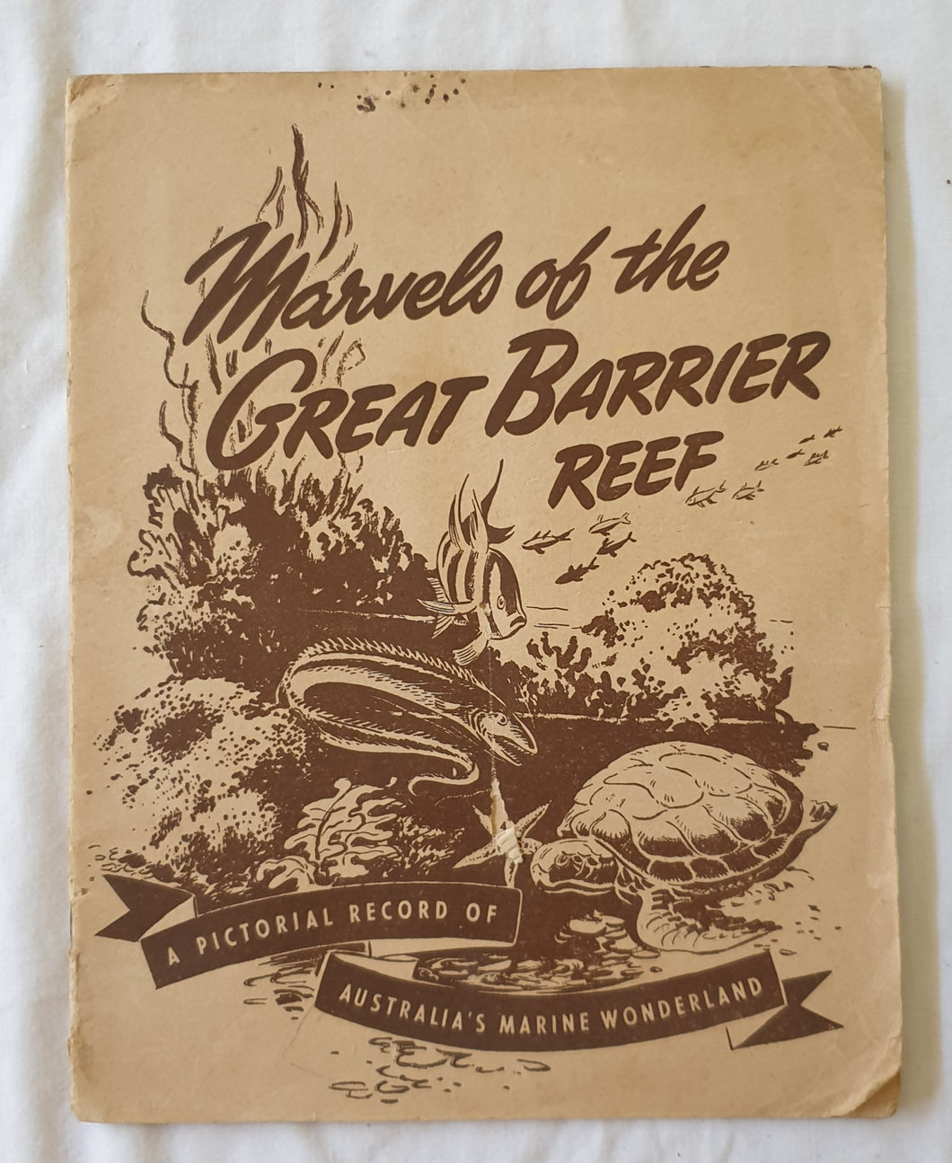Marvels of the Great Barrier Reef by Sanitarium Health Food Co.