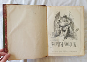 Punch Volumes 13 - 16