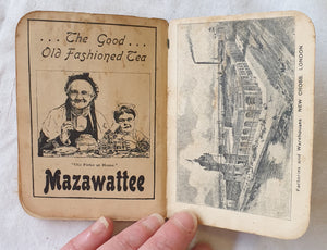 The Mazawattee Pocket Dictionary of the English Language