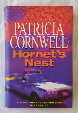 Hornet's Nest  by Patricia Cornwell  Andy Brazil Series – Book 1