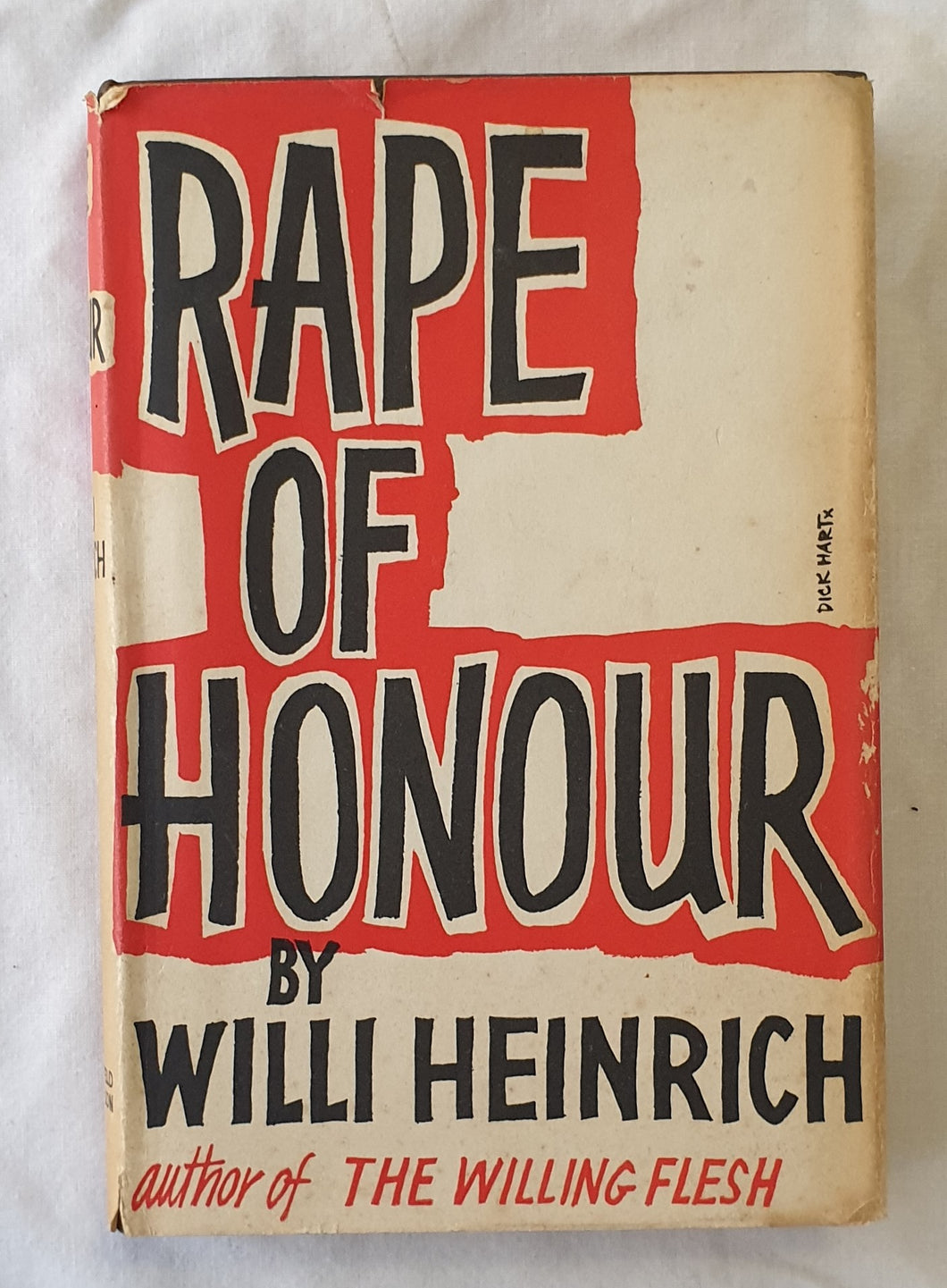 Rape of Honour  by Willi Heinrich