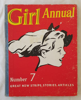 The Seventh Girl Annual Edited by Marcus Morris