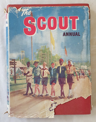 The Scout Annual  Edited by Rex Hazlewood  The Boy Scouts Association