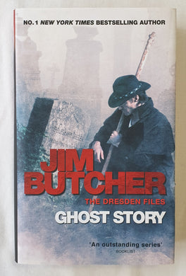Ghost Story  by Jim Butcher  The Dresden Files #13