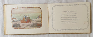 Auntie's Little Rhyme Book No. 3 of Old Nursery Rhymes Illustrated by H. Willebeek Le Mair