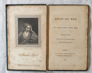 Essay on Man by Alexander Pope, ESQ.