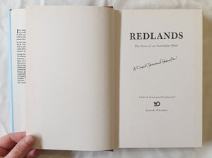 Redlands  The Story of an Australian Shire  by Derek Townsend