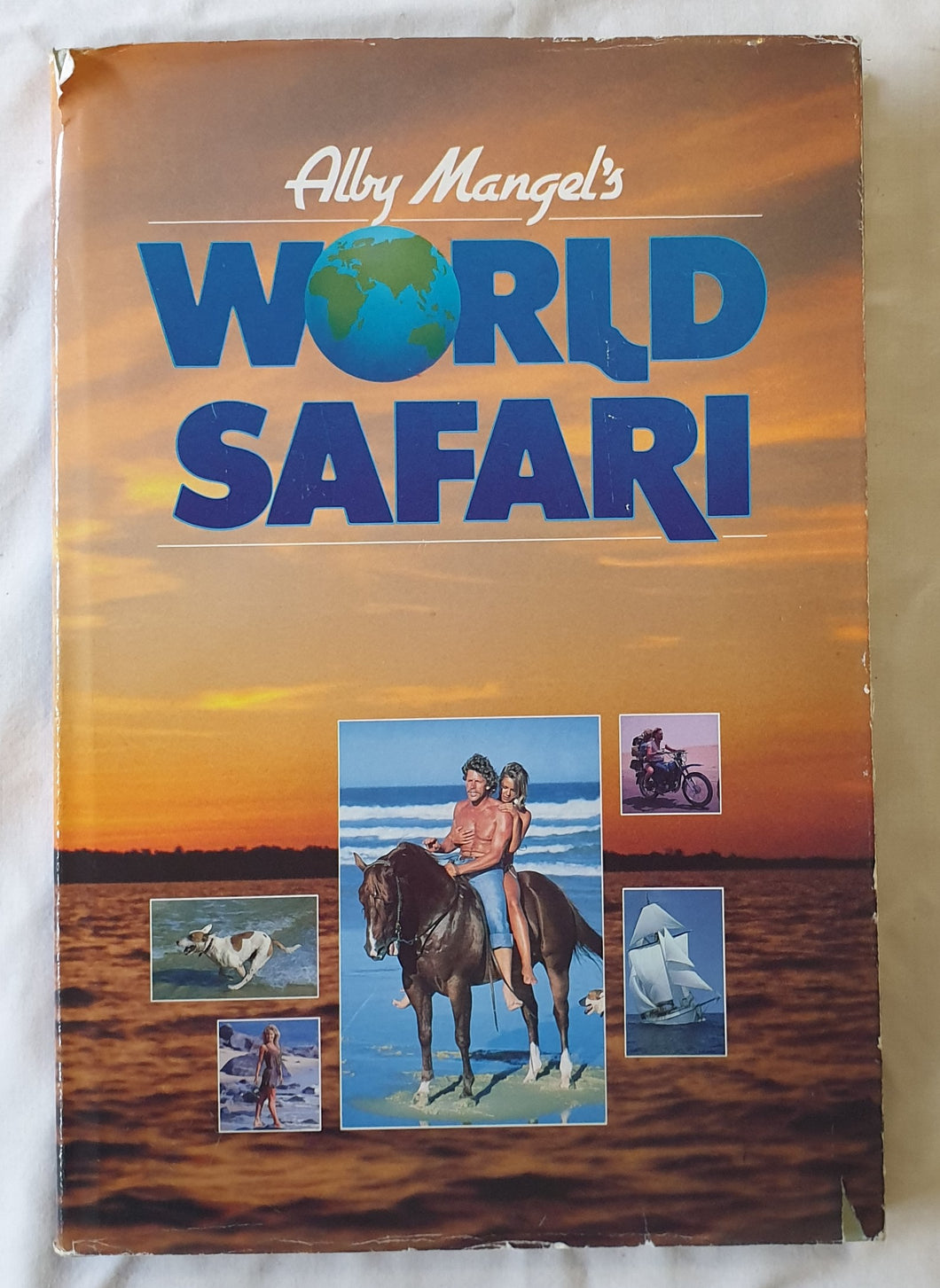 Alby Mangel's World Safari