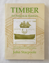Load image into Gallery viewer, Timber for Projects & Hobbies by John Stacpoole