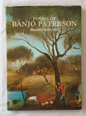 Poems of Banjo Paterson Illustrated by Pro Hart