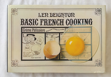 Basic French Cooking by Len Deighton