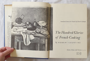 The Hundred Glories of French Cooking by Robert Courtine