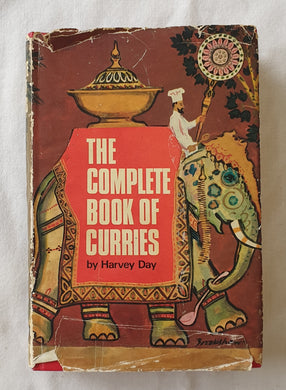 The Complete Book of Curries by Harvey Day