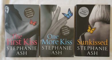 The Kiss Series The First Kiss | One More Kiss | Sunkissed by Stephanie Ash