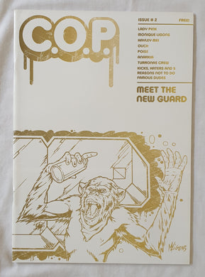 C.O.P.  Meet the New Guard  Edited by Erika J  Issue #2