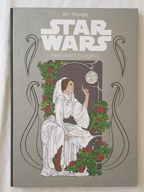 Star Wars Art Therapy Mindfulness Colouring