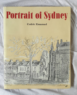 Portrait of Sydney by Cedric Emanuel
