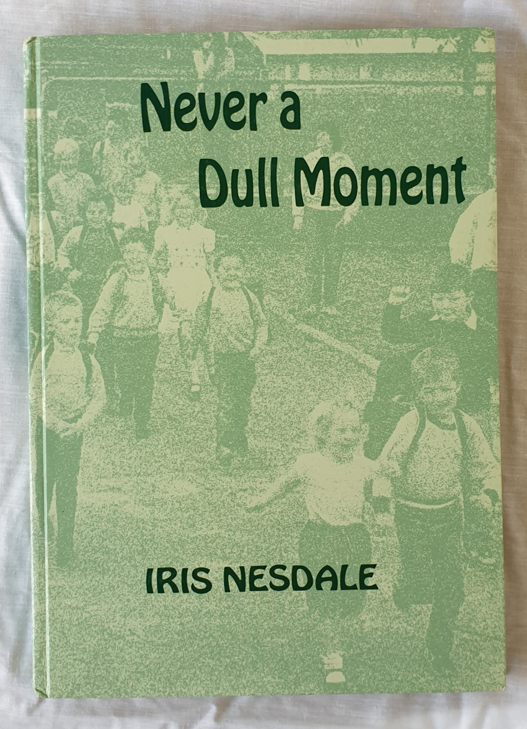 Never a Dull Moment by Iris Nesdale