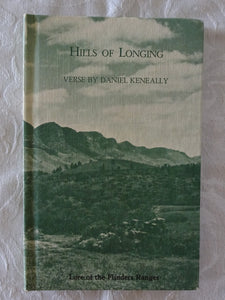 Hills of Longing by Daniel Keneally