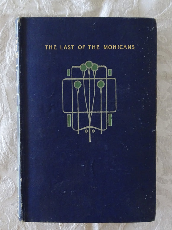 The Last of the Mohicans by J. Fenimore Cooper