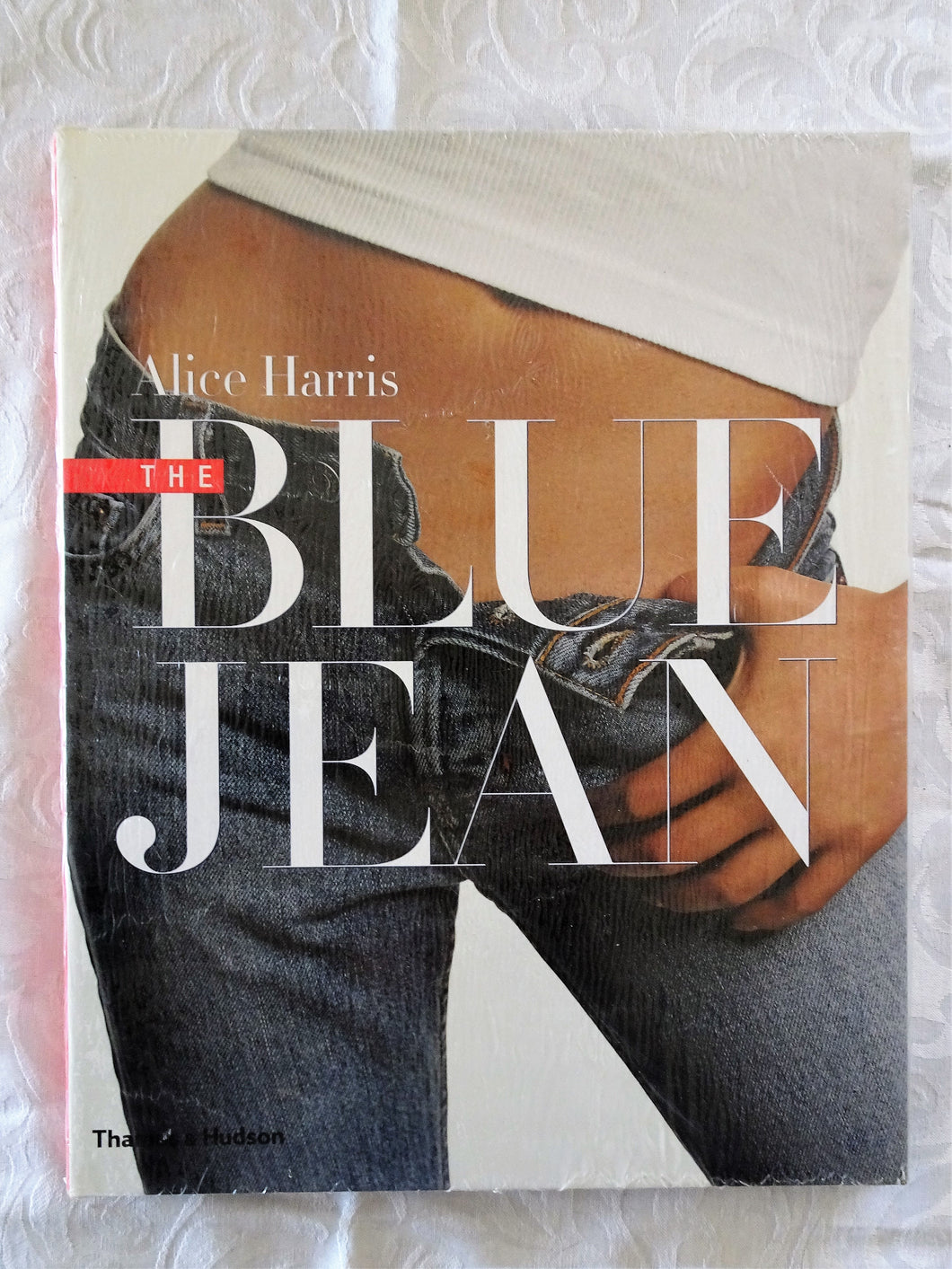 The Blue Jean by Alice Harris