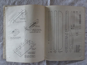 Build or Buy A Loom and Patterns For Pick-Ups by Harriet Tidball