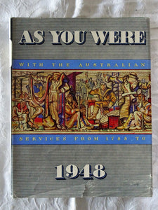 As You Were 1948 by Australian War Memorial