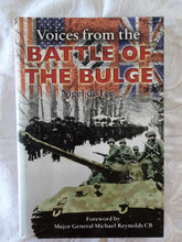 Load image into Gallery viewer, Voices from the Battle of The Bulge by Nigel de Lee