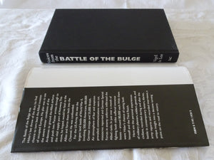 Voices from the Battle of The Bulge by Nigel de Lee