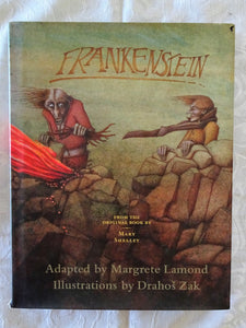 Frankenstein adapted by Margrete Lamond