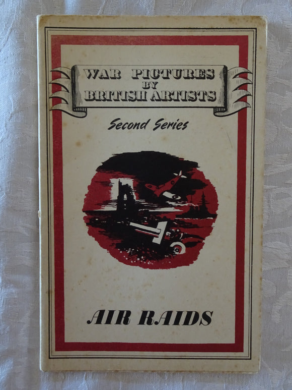 Air Raids (War Pictures by British Artists)