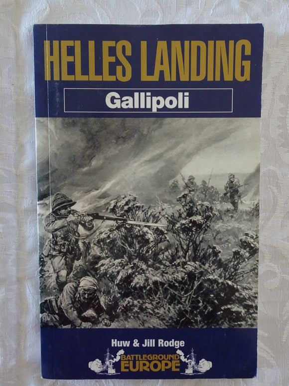 Helles Landing Gallipoli by Huw & Jill Rodge