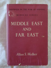 Load image into Gallery viewer, Middle East And Far East by Allan S. Walker